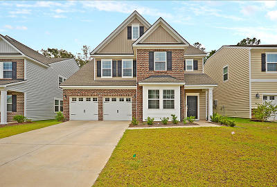 Ladson Single Family Home Contingent: 5175 Preserve Boulevard
