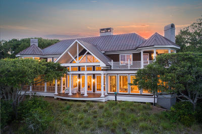 Johns Island SC Single Family Home For Sale: $3,650,000