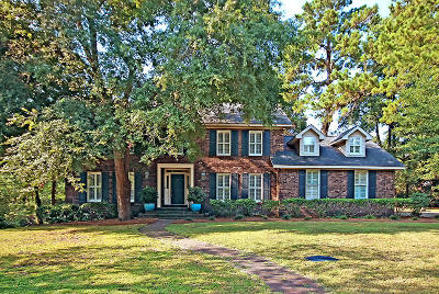 Mount Pleasant Single Family Home For Sale: 922 Blue Crab Way
