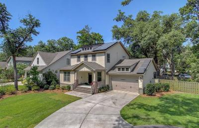 Single Family Home For Sale: 639 Beaten Path