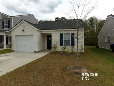 Single Family Home Contingent: 207 Keaton Brook Drive