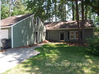 Summerville Single Family Home Contingent: 119 Pebble Creek Road