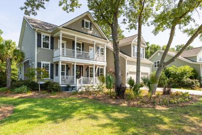 Charleston Single Family Home For Sale: 2206 Sunstone Court