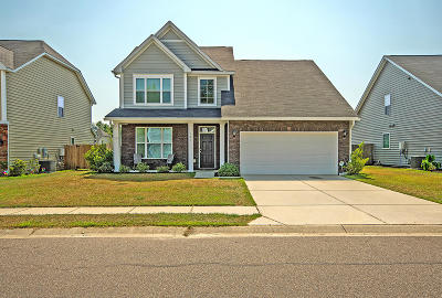 Goose Creek Single Family Home For Sale: 130 Marinella Drive
