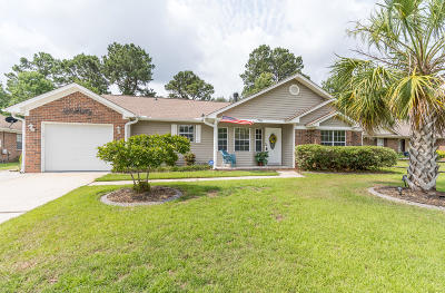 North Charleston Single Family Home Contingent: 7765 Buck Pond Road