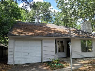 Ladson Single Family Home Contingent: 135 Mickler Drive