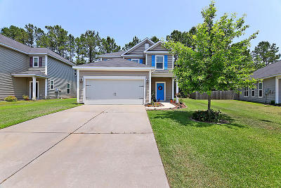 Moncks Corner Single Family Home For Sale: 253 Oglethorpe Circle