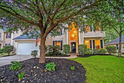 Mount Pleasant Single Family Home For Sale: 179 Revolution Drive