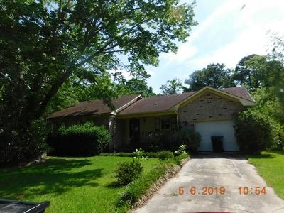 Single Family Home Contingent: 123 Loblolly Lane