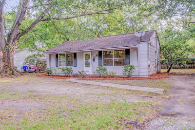 North Charleston Single Family Home Contingent: 2804 Rex Avenue