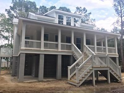 Mount Pleasant Single Family Home For Sale: 1528 W Palmetto Fort Drive