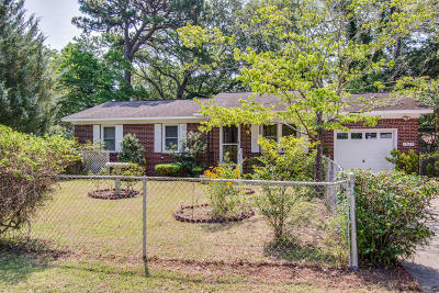 Mount Pleasant Single Family Home Contingent: 1327 Lonnie Circle
