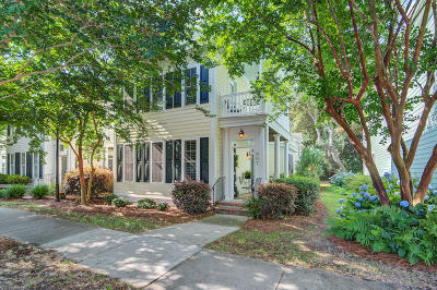 Eaglewood Retreat Single Family Home For Sale: 907 High Nest Lane