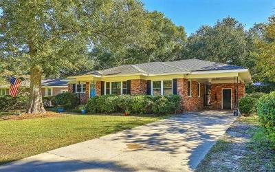 Charleston Single Family Home Contingent: 1648 Culpepper Circle