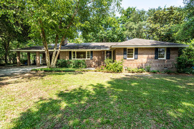 Mount Pleasant Single Family Home Contingent: 1015 Lansing Drive