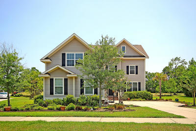 Single Family Home For Sale: 251 Shadowmoss Parkway
