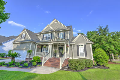 Mount Pleasant Single Family Home Contingent: 2100 Whisper Grass Circle