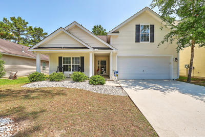 Ladson Single Family Home For Sale: 228 Sweet Alyssum Drive