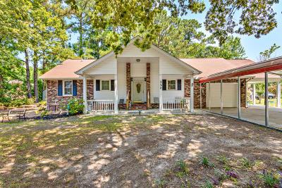 Ladson Single Family Home Contingent: 220 Sandra Lane Lane