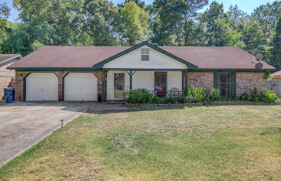 Ladson Single Family Home Contingent: 439 Temple Road