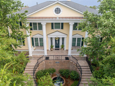 Isle Of Palms Single Family Home For Sale: 64 Ocean Point