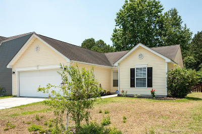 Ladson Single Family Home Contingent: 202 Towering Pine Drive
