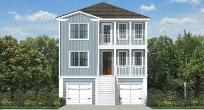 Charleston Single Family Home For Sale: 1634 Bull Creek Lane