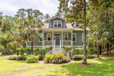Seabrook Island SC Single Family Home For Sale: $759,000