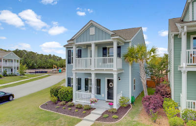 Johns Island Single Family Home For Sale: 2901 Waterleaf Road
