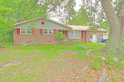 North Charleston Single Family Home For Sale: 2792 Dantzler Drive