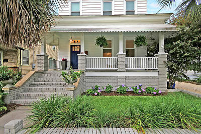 Charleston Single Family Home For Sale: 69 Maple Street