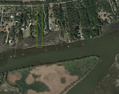 Awendaw Residential Lots & Land For Sale: 7967 Doar Road