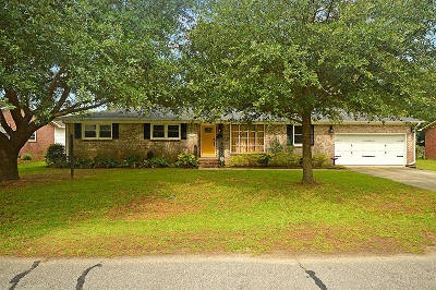 North Charleston Single Family Home For Sale: 5037 France Ave