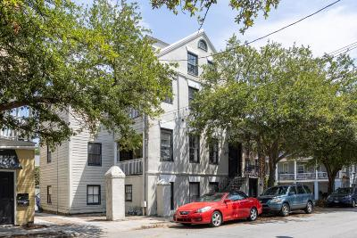Charleston Single Family Home For Sale: 46 Mary Street