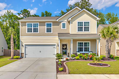 Charleston County Single Family Home Contingent: 2912 Conservancy Lane