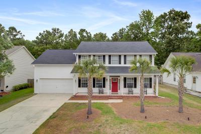 Goose Creek Single Family Home Contingent: 208 N Pembroke Drive