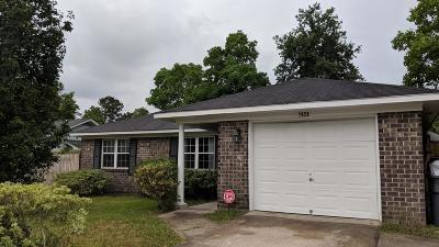 North Charleston Single Family Home For Sale: 7623 Corley Drive
