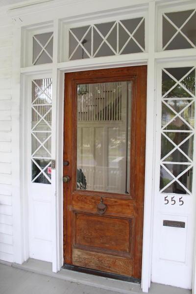 Single Family Home For Sale: 555 Huger Street