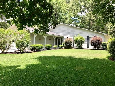 Charleston Single Family Home For Sale: 60 Shadowmoss Parkway