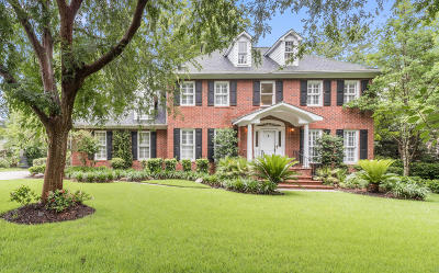 Charleston Single Family Home For Sale: 3174 Stanyarne Drive