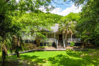 Sullivans Island Single Family Home For Sale: 1908 Flag Street