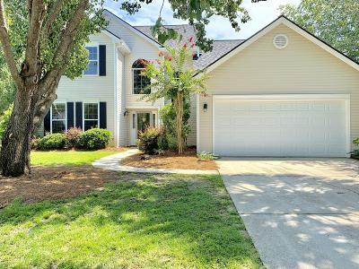 Charleston Single Family Home For Sale: 3329 Forest Glen Drive