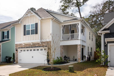 Charleston Single Family Home For Sale: 3151 Mulan Lane