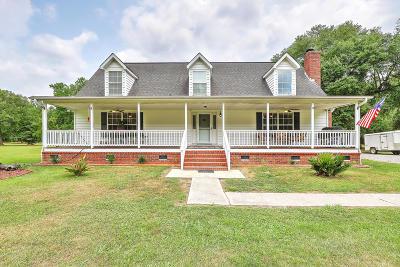 Berkeley County Single Family Home For Sale: 716 Splendor Oak Lane