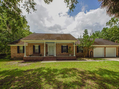 North Charleston Single Family Home For Sale: 121 Bindon Circle