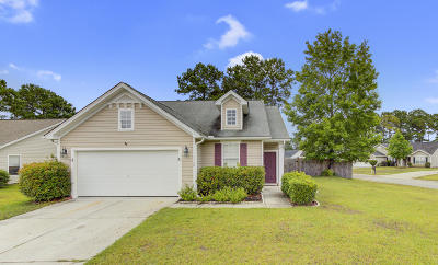Hanahan Single Family Home Contingent: 7140 Sweet Grass Boulevard
