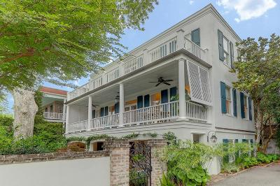 Charleston Single Family Home For Sale: 3 Motley Lane