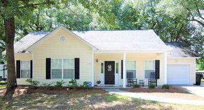 Moncks Corner Single Family Home For Sale: 101 Whitesville Road