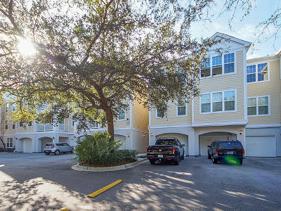Charleston County Attached Contingent: 60 Fenwick Hall Allee #214
