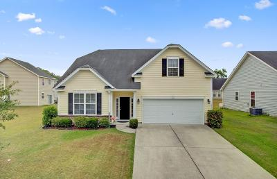 North Charleston Single Family Home Contingent: 8036 Hyannis Court